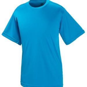 UltraClub® Youth Cool & Dry Sport Performance Interlock Tee Thumbnail