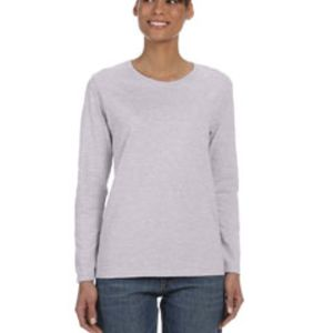 Ladies'  5.3 oz. Long-Sleeve T-Shirt Thumbnail