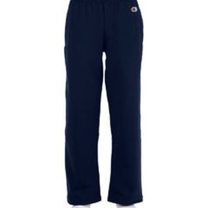 Youth 9 oz. Double Dry Eco® Open-Bottom Fleece Pant Thumbnail